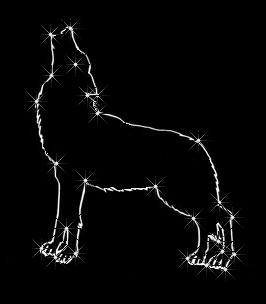 Calendrier Ephaëlyen et Astronomie Loup1